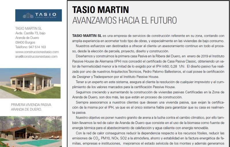 Noticia en Arquitectura Sostenible
